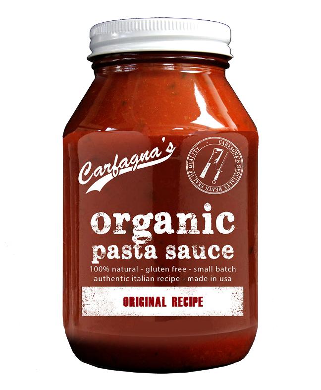 Organic Original Recipe Pasta Sauce