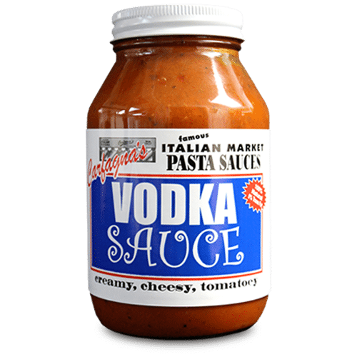 Homemade Vodka Sauce